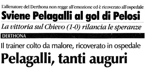 1989-90 DERTHONA-CHIEVO VERONA 1-0