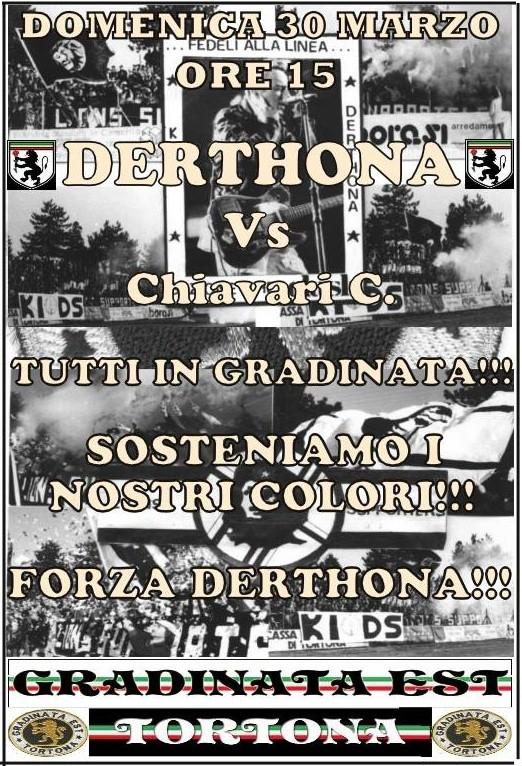 Derthona-Chiavari Caperana 2013-14