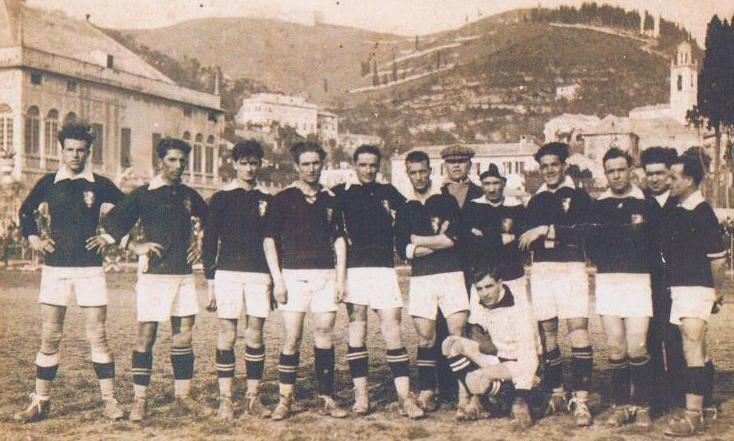 1923 A Marassi contro il Genoa