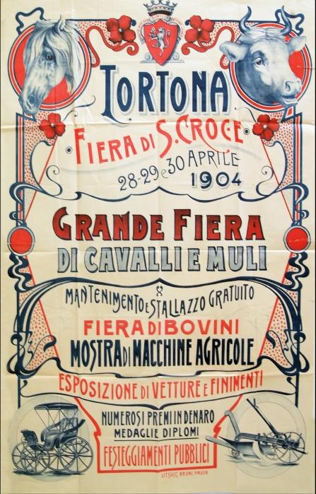 Santa Croce a Tortona 1904