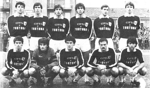 1984-85 ALESSANDRIA - DERTHONA 1-3