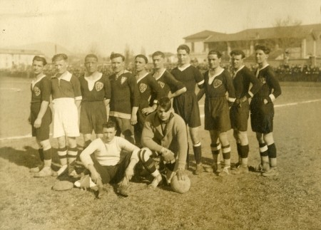 1927 A Bergamo