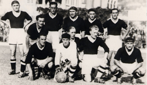 1924-25 GENOVA-DERTHONA 1-0