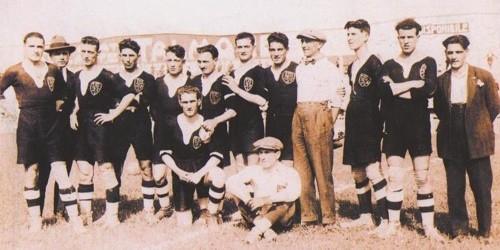1922-23 DERTHONA-JUVENTUS 1-2