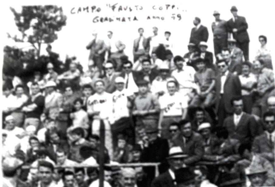 1959 Gradinata Est