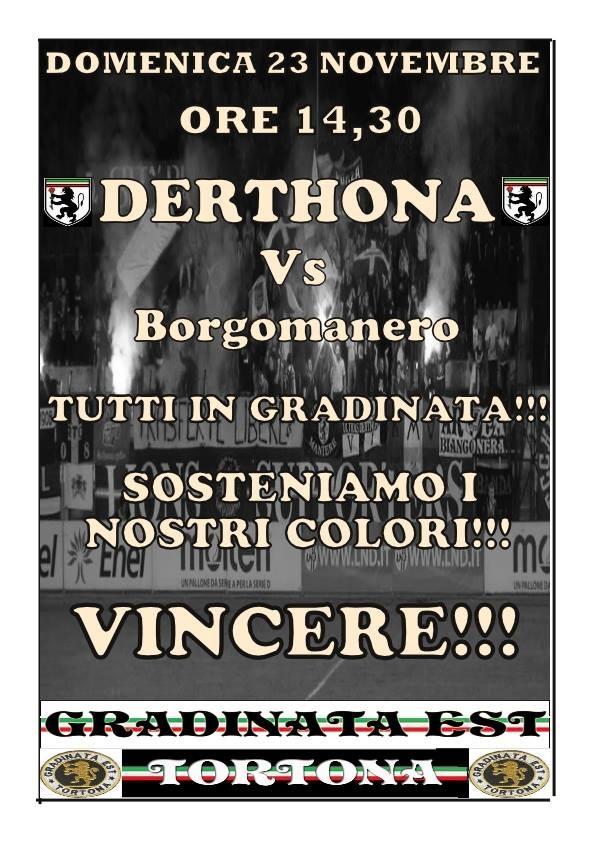 2014-15 Derthona-Borgomanero