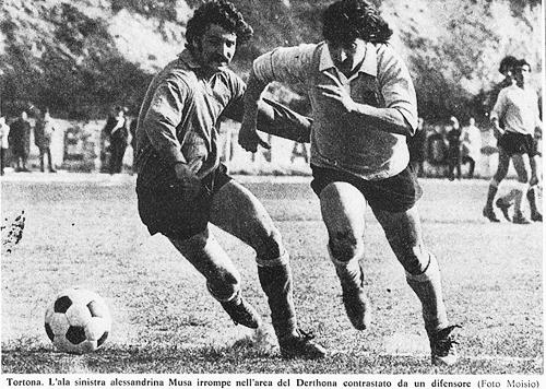 ACCADDE OGGI: 25 MARZO 1973 DERTHONA-ALESSANDRIA 0-0