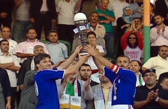 La Francia vince la Gaza World Cup 2010
