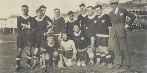 1922-23 DERTHONA-UDINESE 5-0