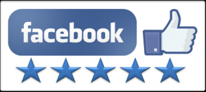 5+ Facebook reviews
