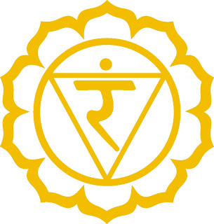 símbolo del tercer chakra
