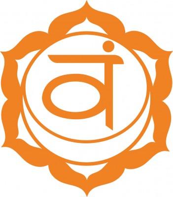 símbolo del segundo chakra