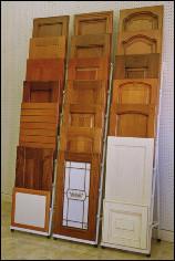 antine in legno in massello su misura