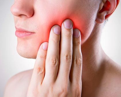 Kiefergelenksbeschwerden, Gelenkschmerz