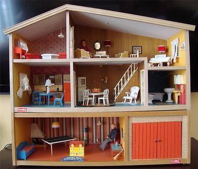 Lundby Puppenhaus (Foto im Netz gefunden)