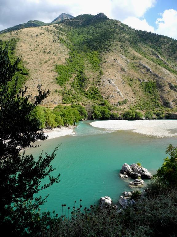 Paradies in Albanien