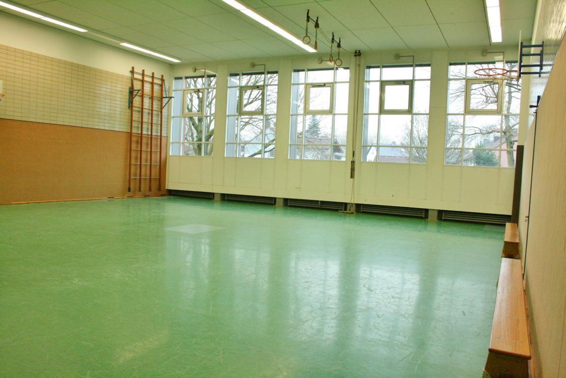 Der Gymnastikraum