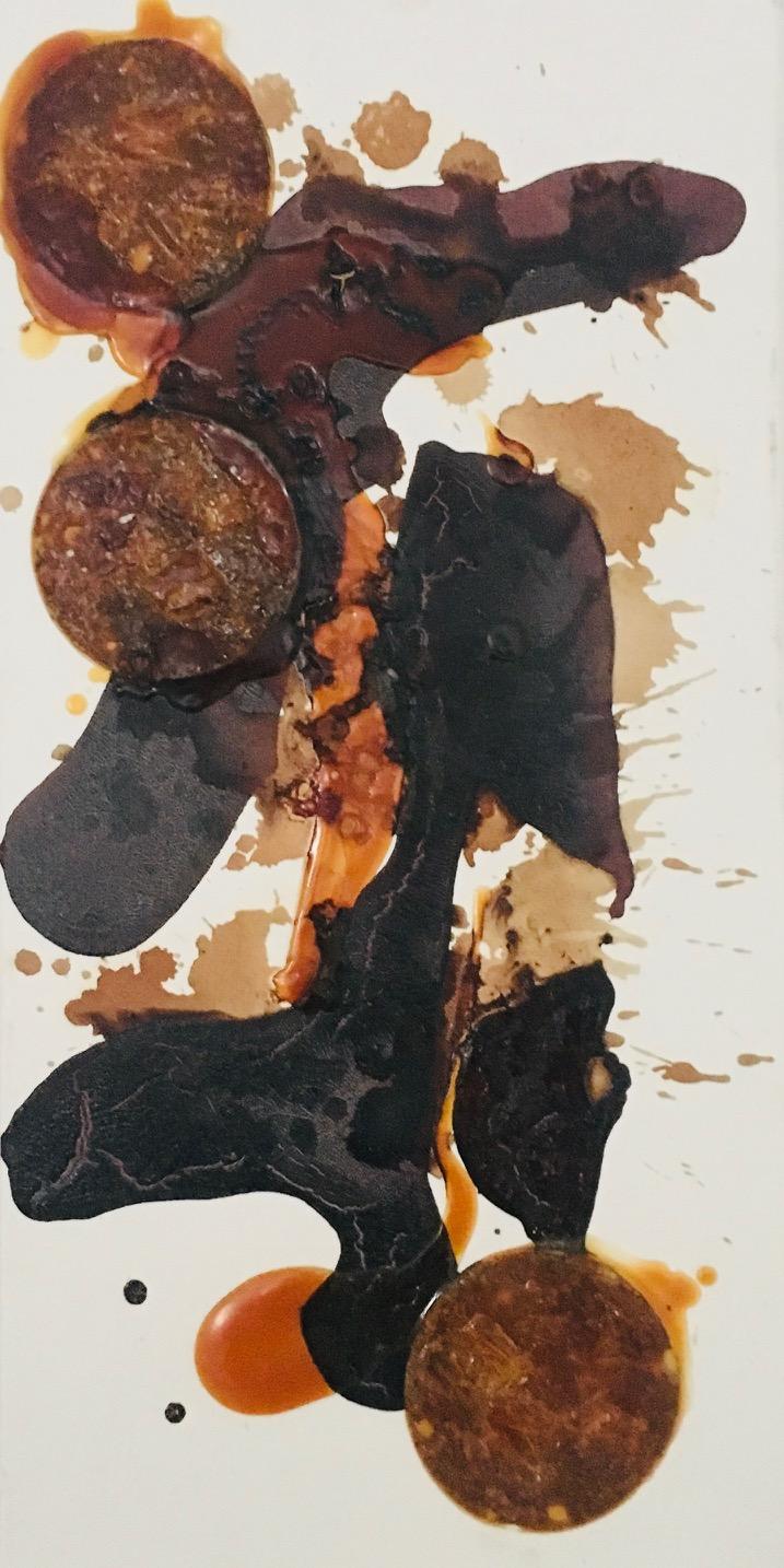 Rothwurst II - 2014 - 60 x 30 cm