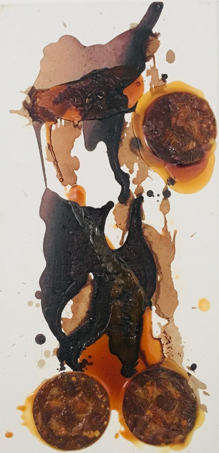 Rothwurst I - 2014 - 60 x 30 cm