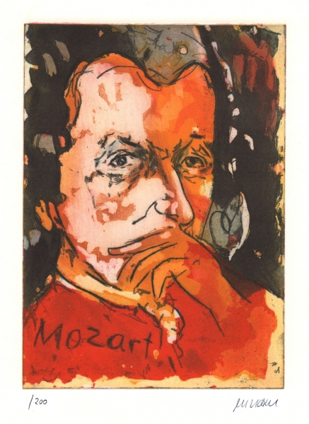 © Armin Mueller-Stahl: Mozart