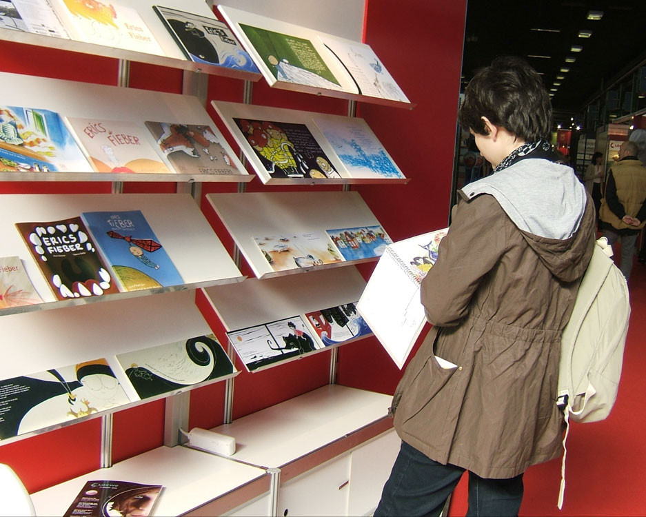 Bologna Children's Book Fair 2011