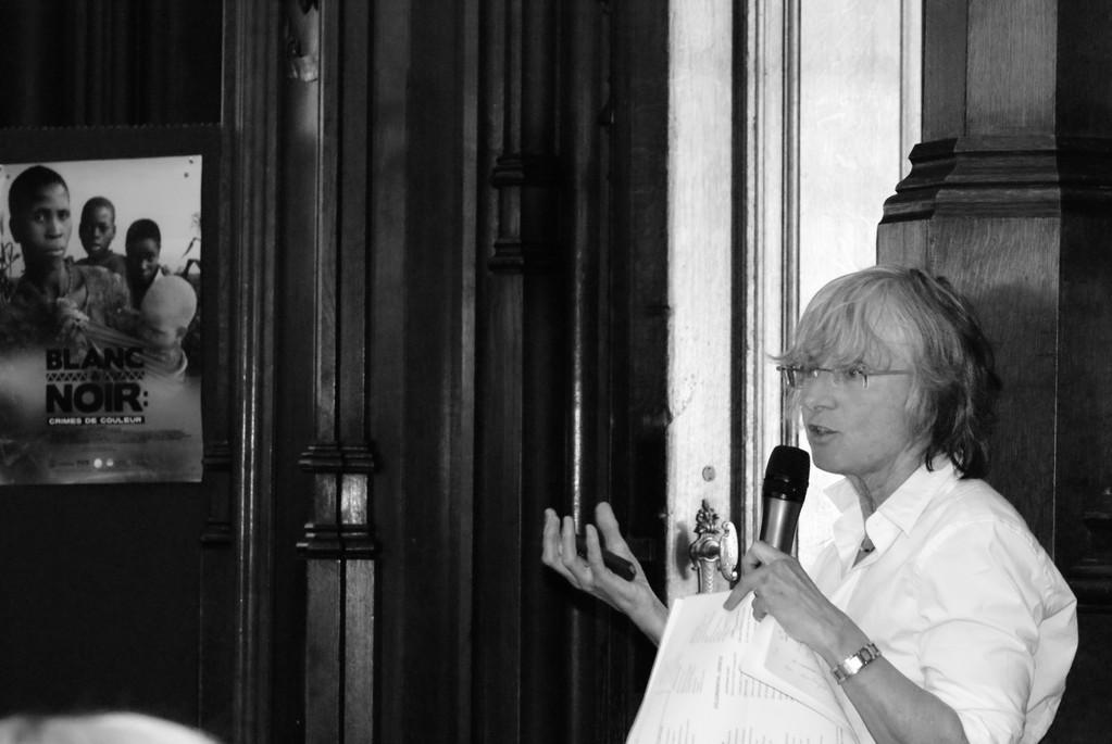Professeur Françoise Meire