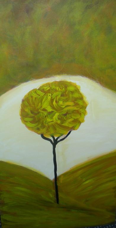 """""""Baum gelb"""""""