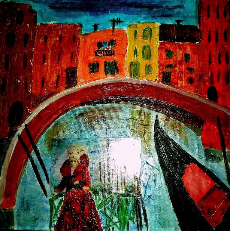 """Venedig bei Nacht"""
