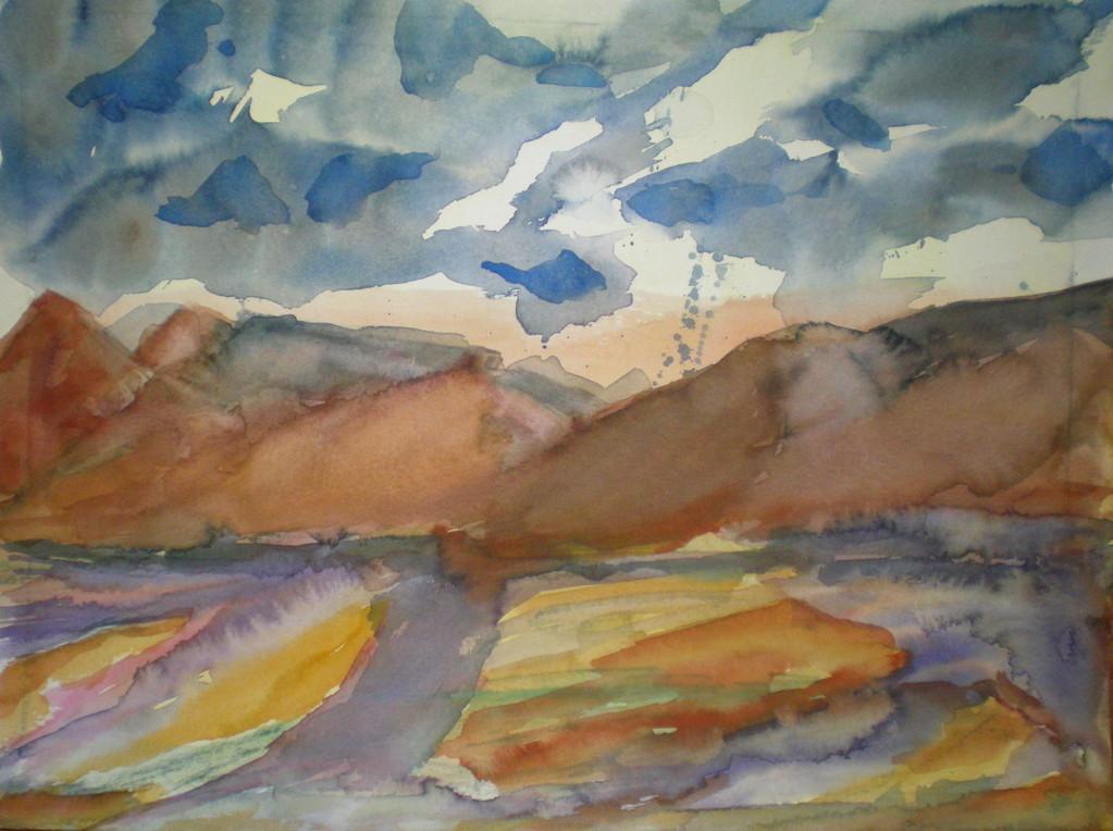 """Landschaft IV"""""""