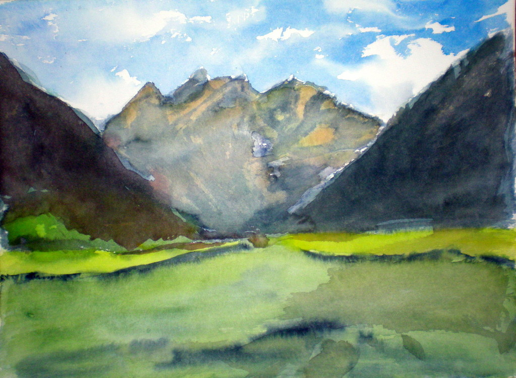 """""""Landschaft V"""""""