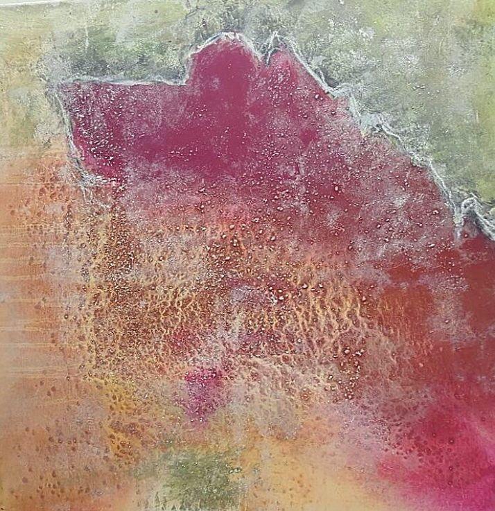 """""""Raureif"""" - Zyklus Herbstbunt und Nebelgrau"""