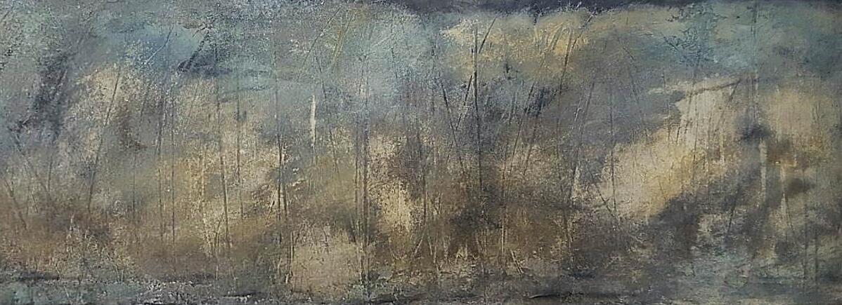 """""""Licht übers Land"""" - Zyklus Herbstbunt und Nebelgrau"""