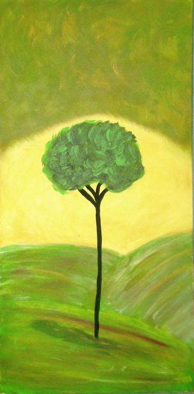 """""""Baum grün"""""""