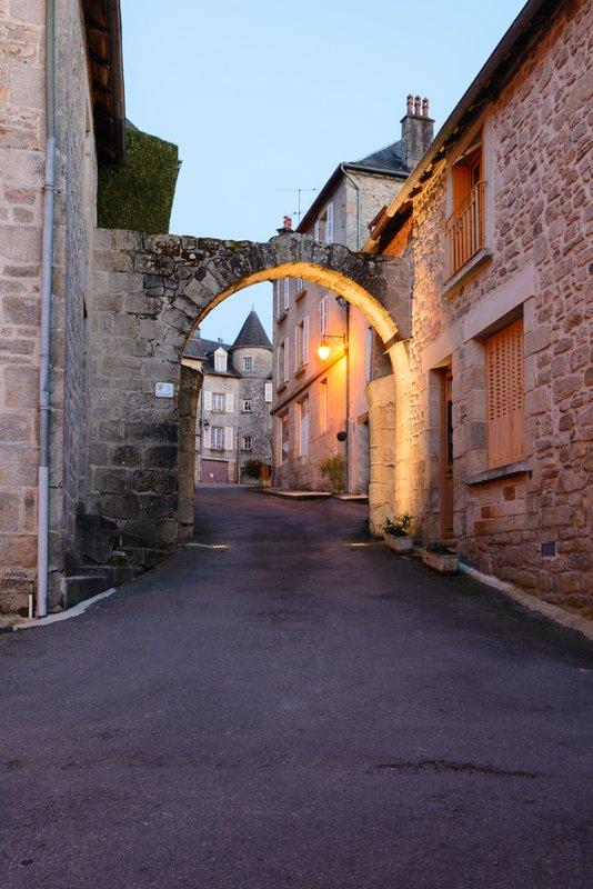 Porte Chabirande
