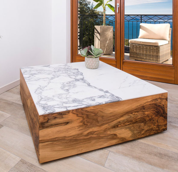 luxury marble center table