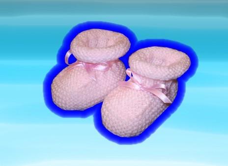 botitas de bebe