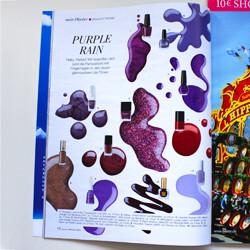 Gestaltung für Laviva Frauenmagazin