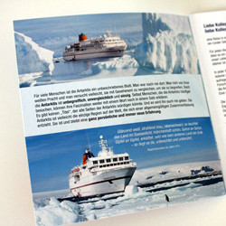 Counterhandbücher für Hapag-Lloyd Kreuzfahrten