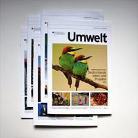 BMU Umwelt Magazin des Bundesministeriums für Umwelt, Naturschutz und Reaktorsicherheit