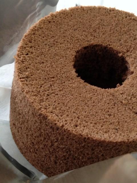 チョコレート:カカオ濃厚なチョコを使用した逸品