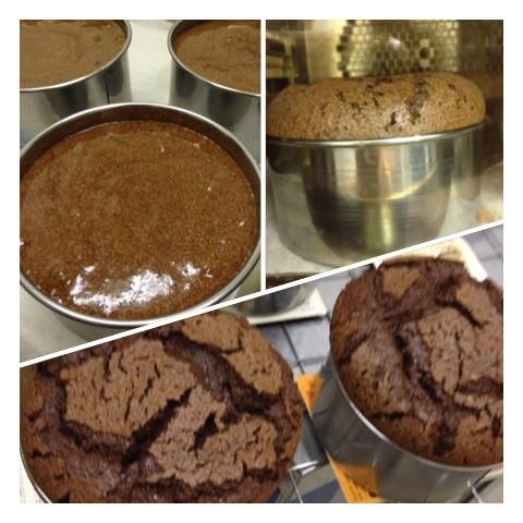 ガトーショコラ:濃厚でビターな仕上がりがチョコ好きにはたまらない