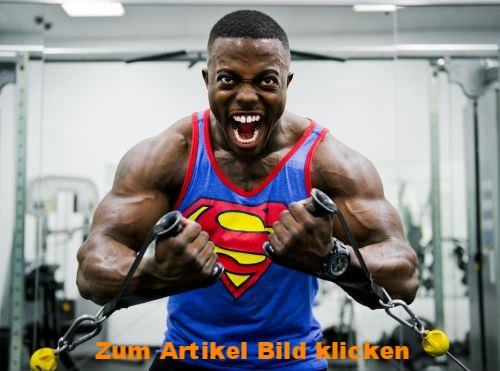 Muskelaufbau mit 4 Minuten Tabata