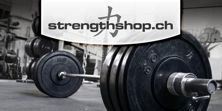 Strengthshop Schweiz | Online Equipment für Strongman, Powerlifting, CrossFit®, Weightlifting, Fitness-Center und Home-Gyms einkaufen
