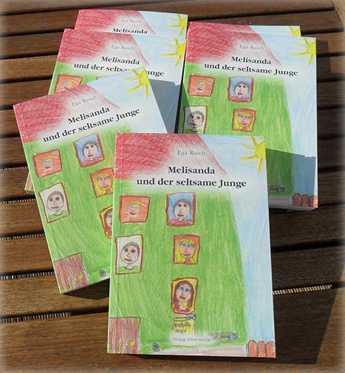 Melisanda und der seltsame Junge, Autorin: Ega Rasch