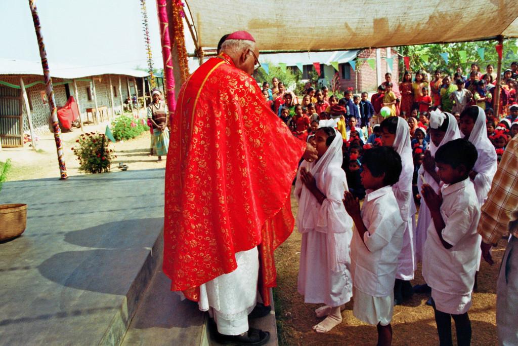 Kommunionfeier mir Bischof Alphonsus