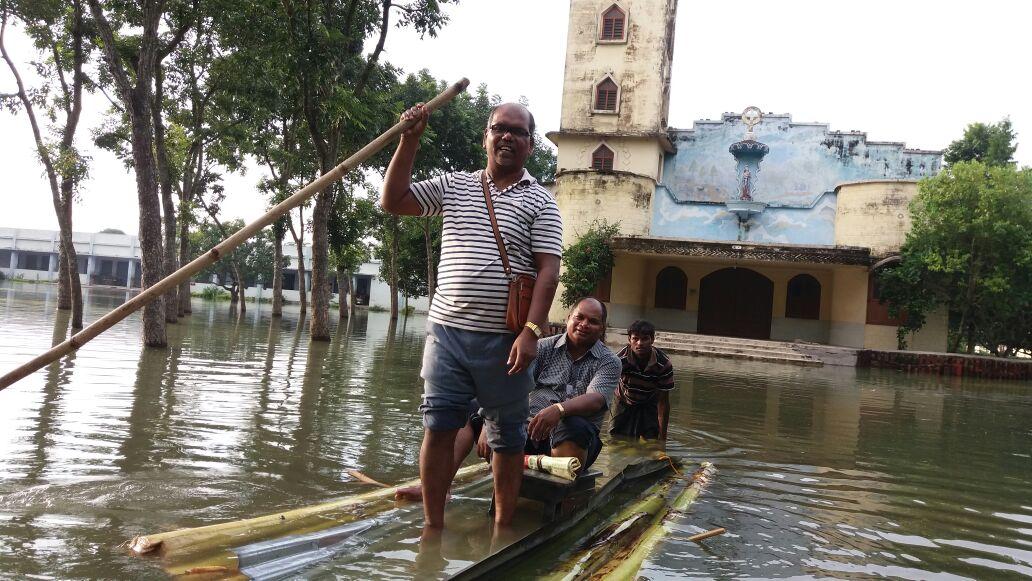 Hochwasser und Überflutungen in 2017