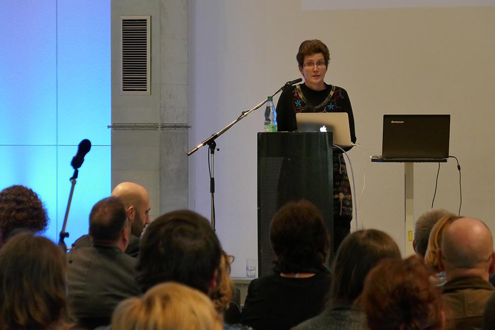 Kristina Winkler, Integrations- und Ausländerbeauftragte der LH Dresden