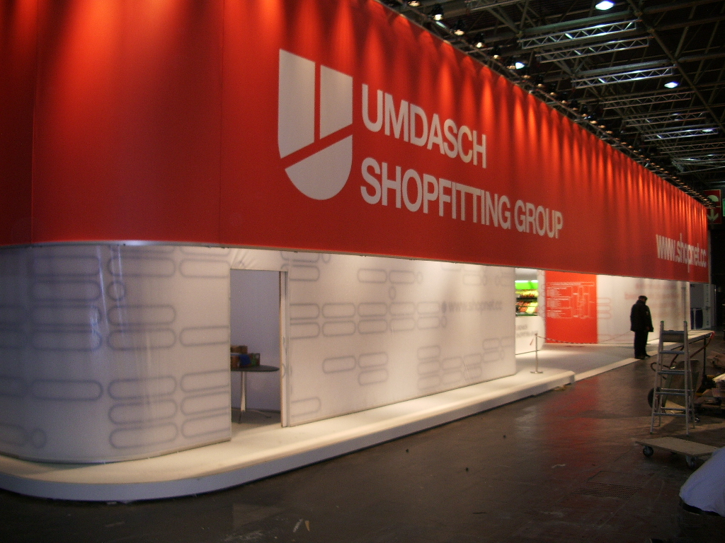 Fair Dusseldorf - Euroshop - Lighting - Trussing - Rigging - Sound - Video