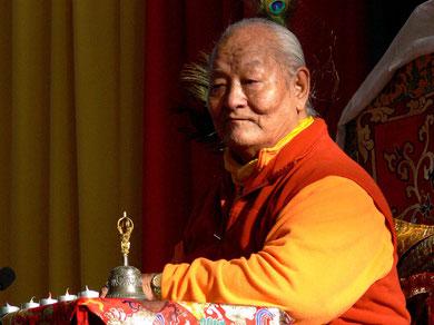 Chögyal Namkhai Norbu - tengyaling