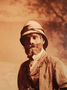Captain D'Albertis